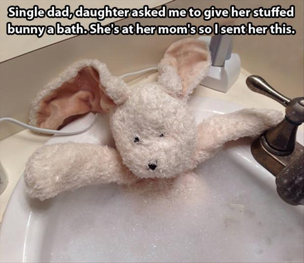 single dad funny pictures