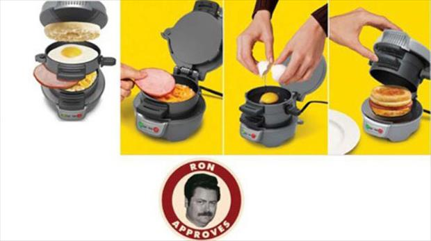 smart idea breakfast maker
