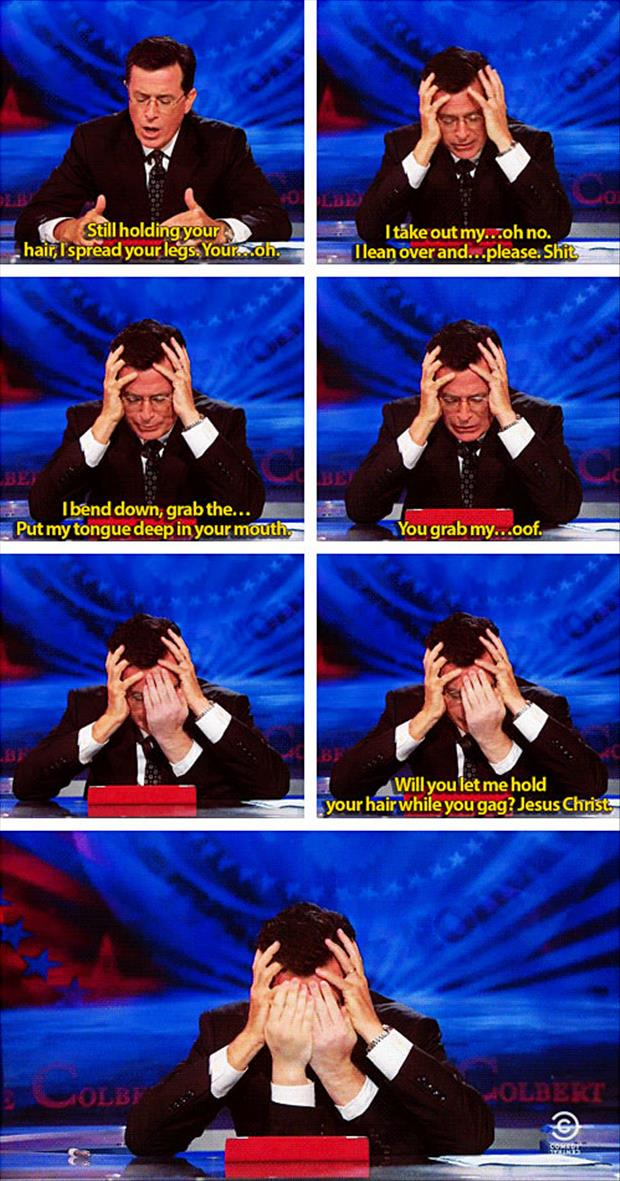steve colbert