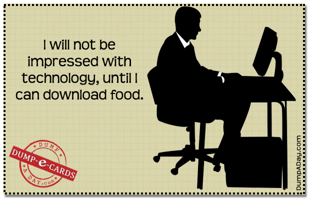 technology Dump-E-Card