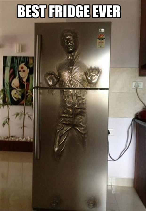 the best fridge ever