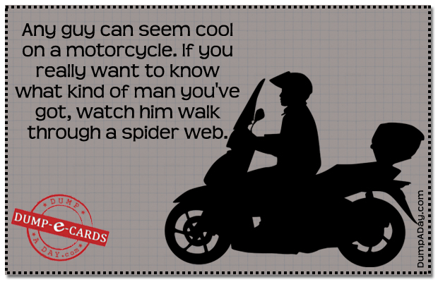 true man test Dump E-card