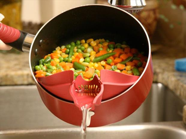 vegetable strainer