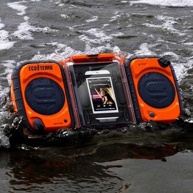 waterproof speakers for your cell phone