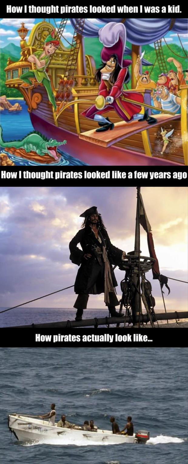 what a pirate looks like
