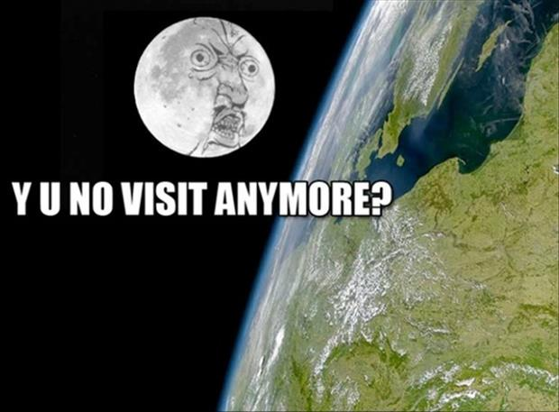 why don't you visit anymore