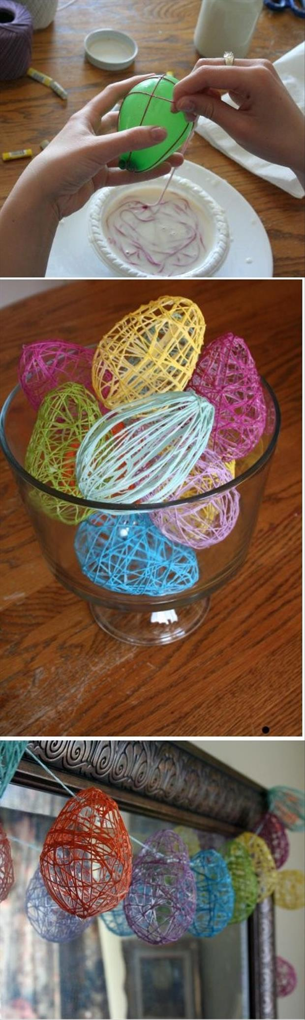 wire balls craft ideas