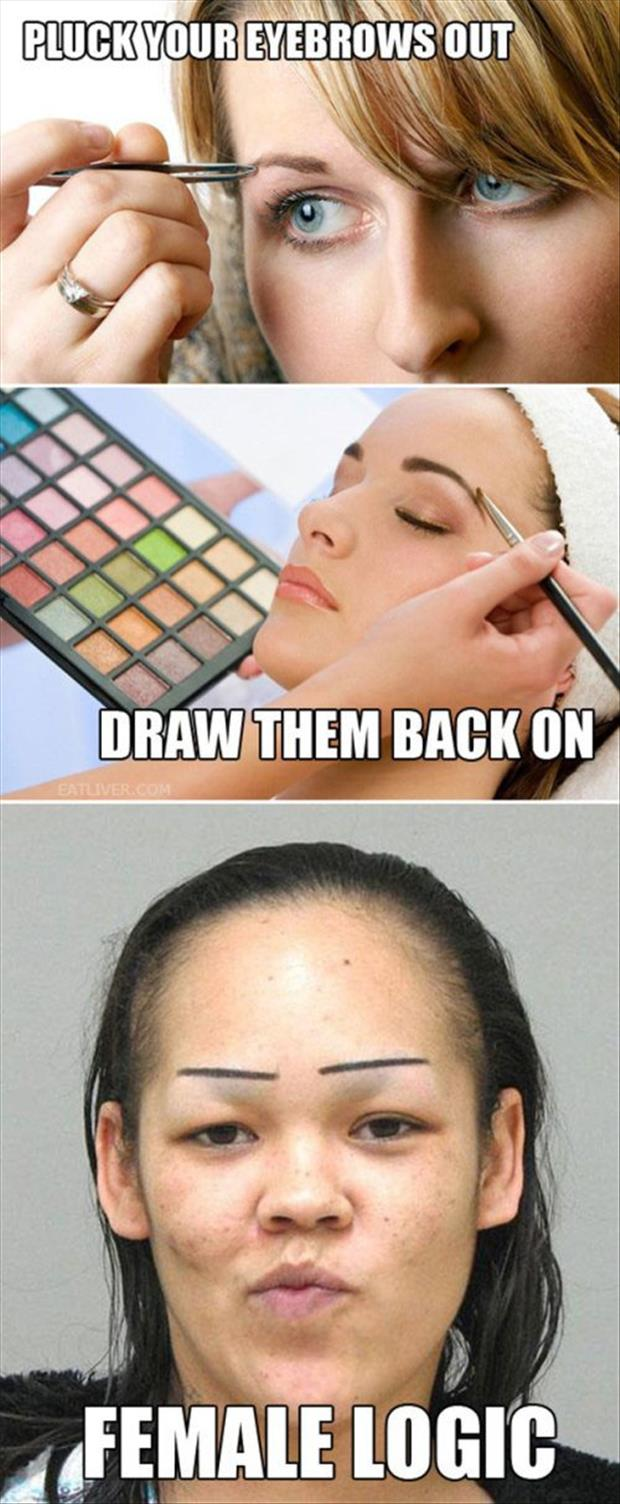 women logic funny pictures (9)