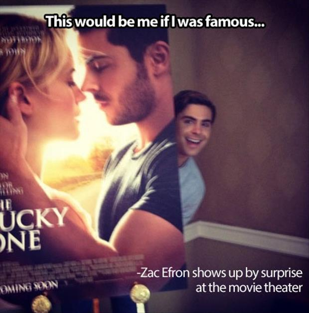 zac efron funny pictures