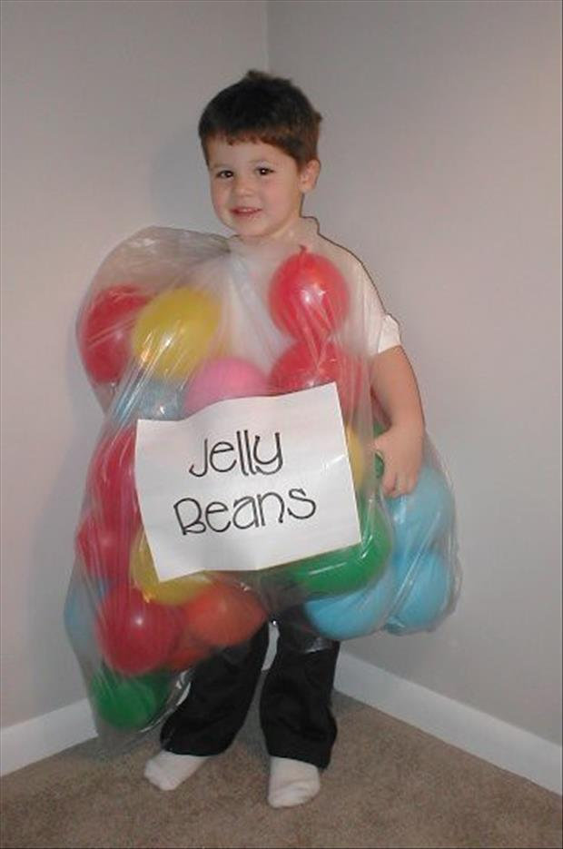 Adorable Baby Costumes- Jelly Beans