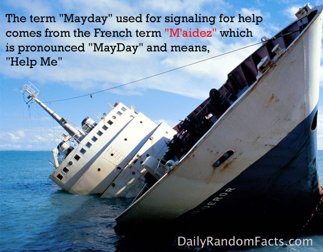 MayDay Facts
