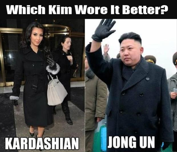 a which kim wore it better