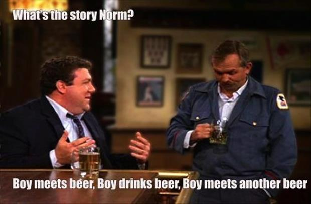 boy meets beer