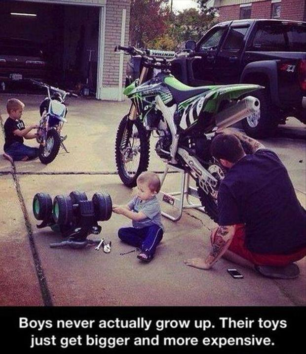 boys don't grow up