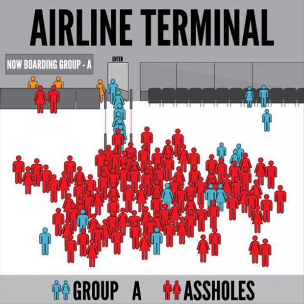 funny airline terminals