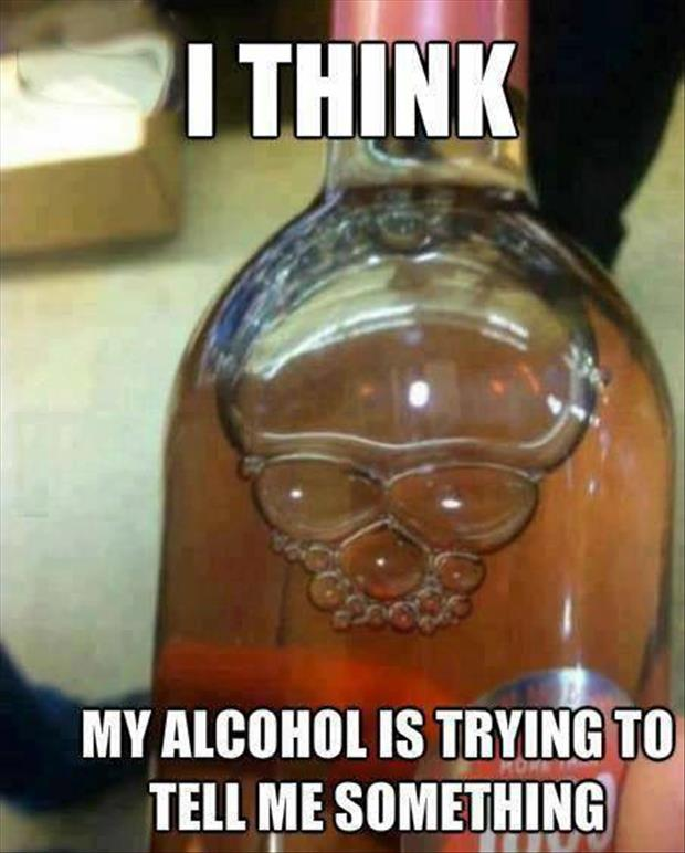funny alcohol drinks