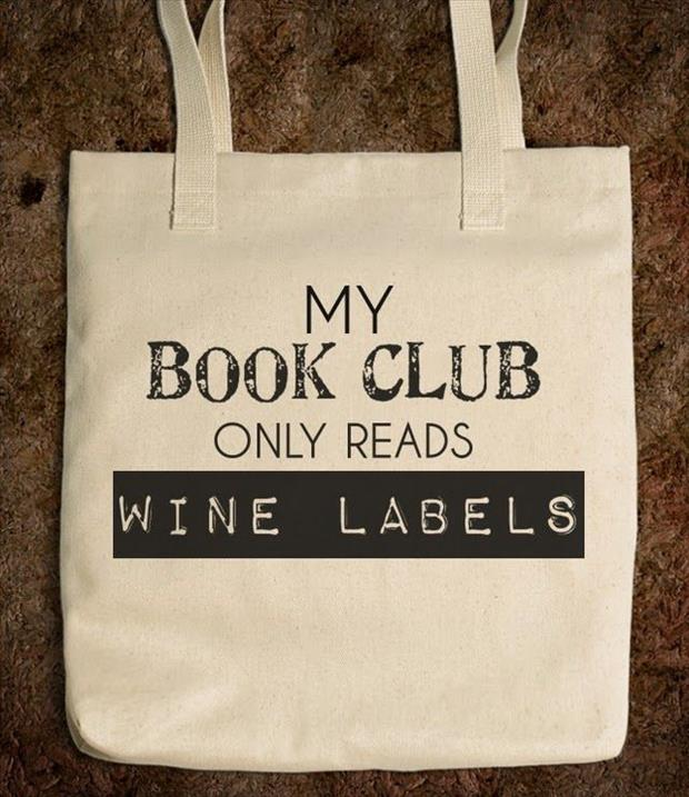funny book clubs