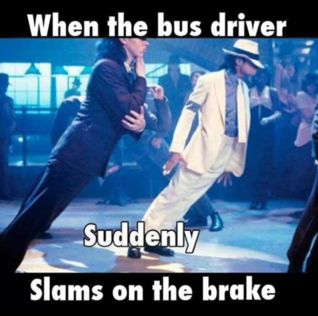funny bus drivers