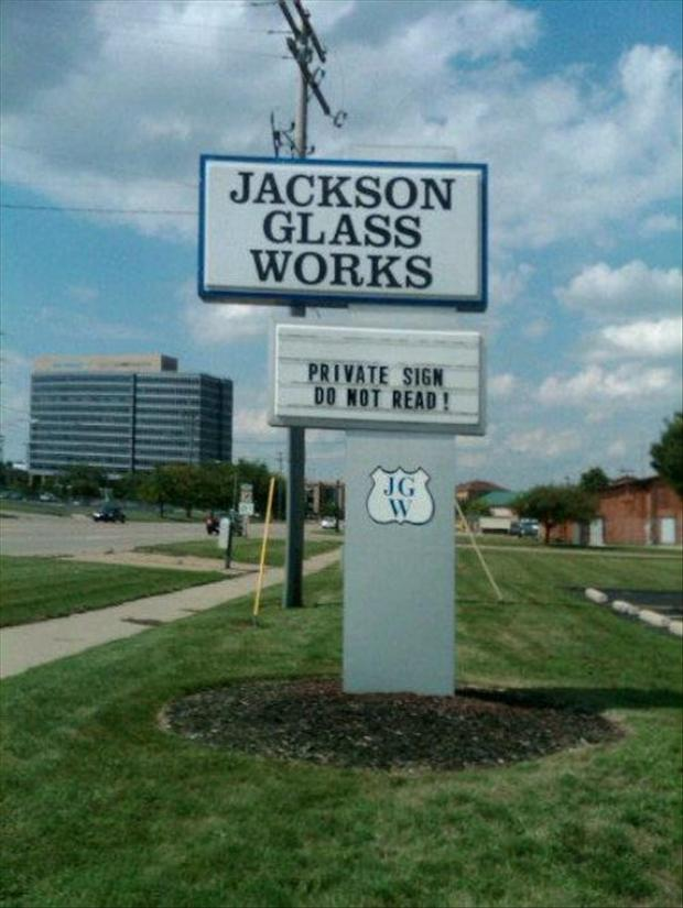funny business signs (6)