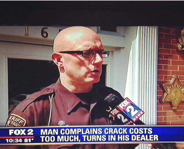 funny drug deals gone bad