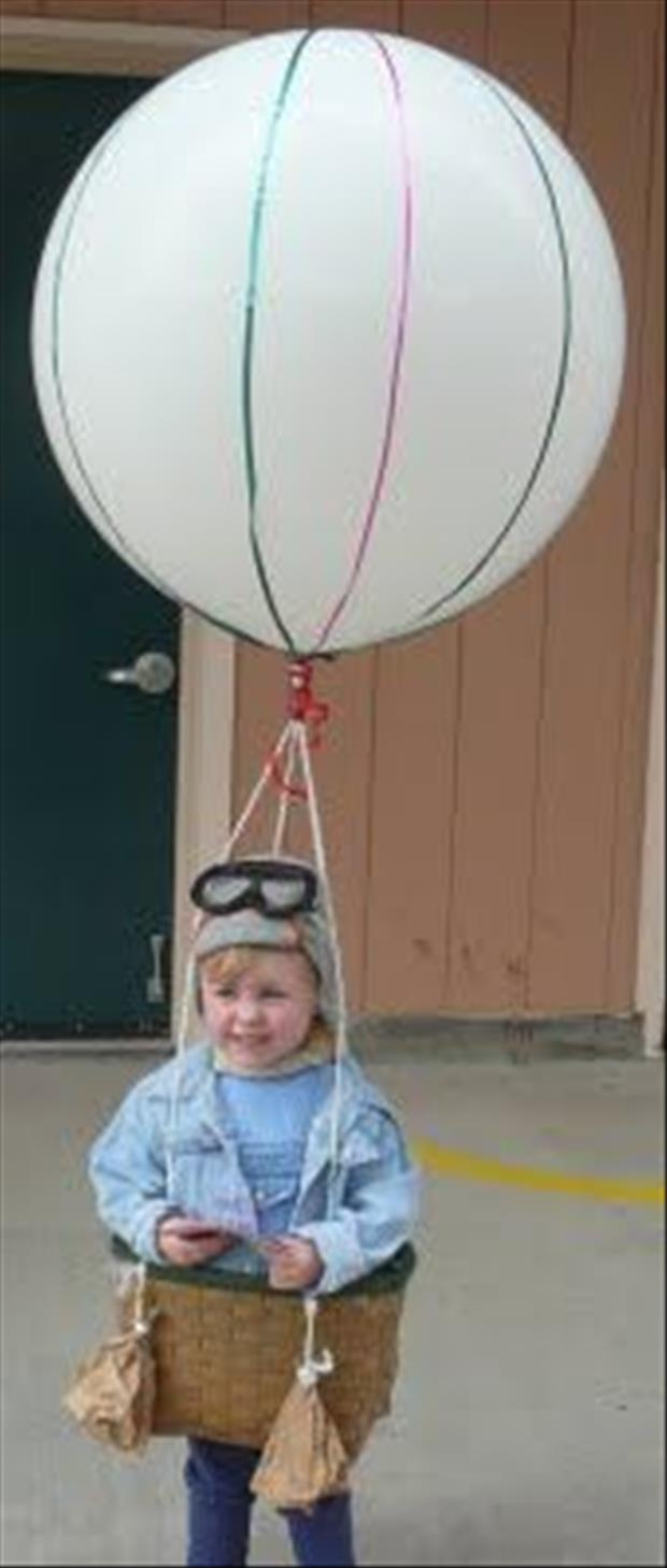 The Best Of Homemade Halloween Costumes - 24 Pics