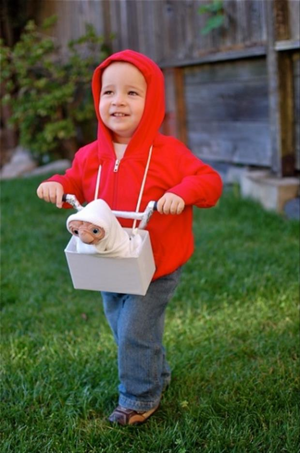 Top 15 homemade halloween costumes for kids