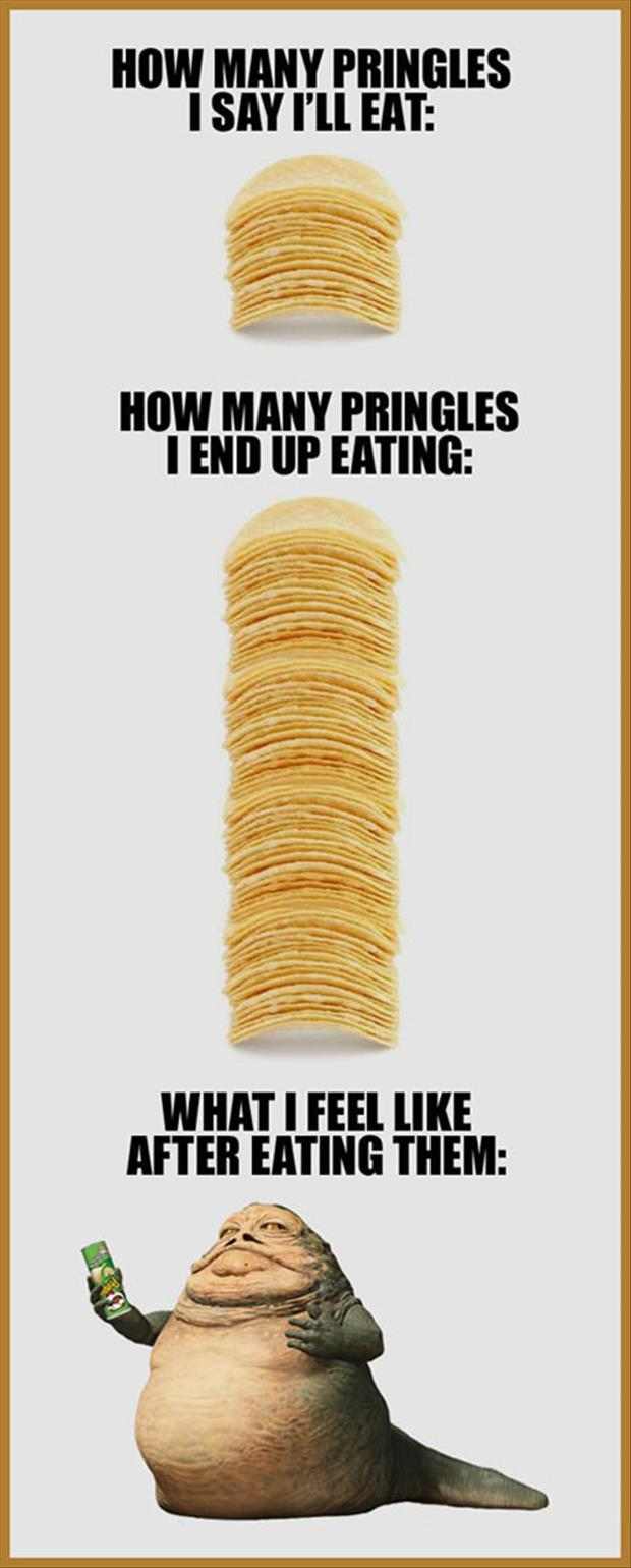 how many pringles I will eat