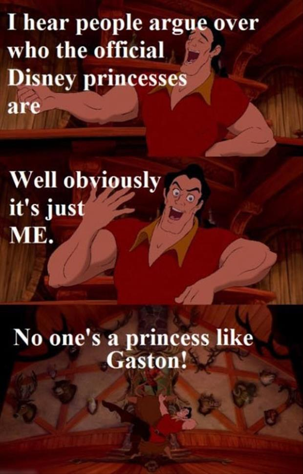 like gaston