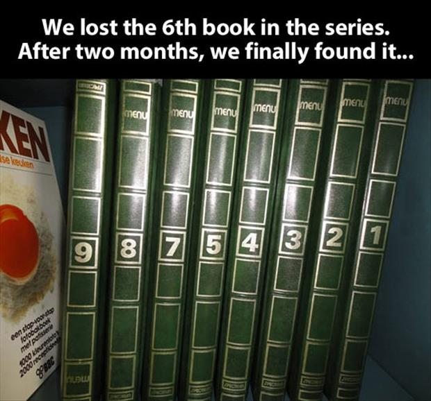 lost 6th book