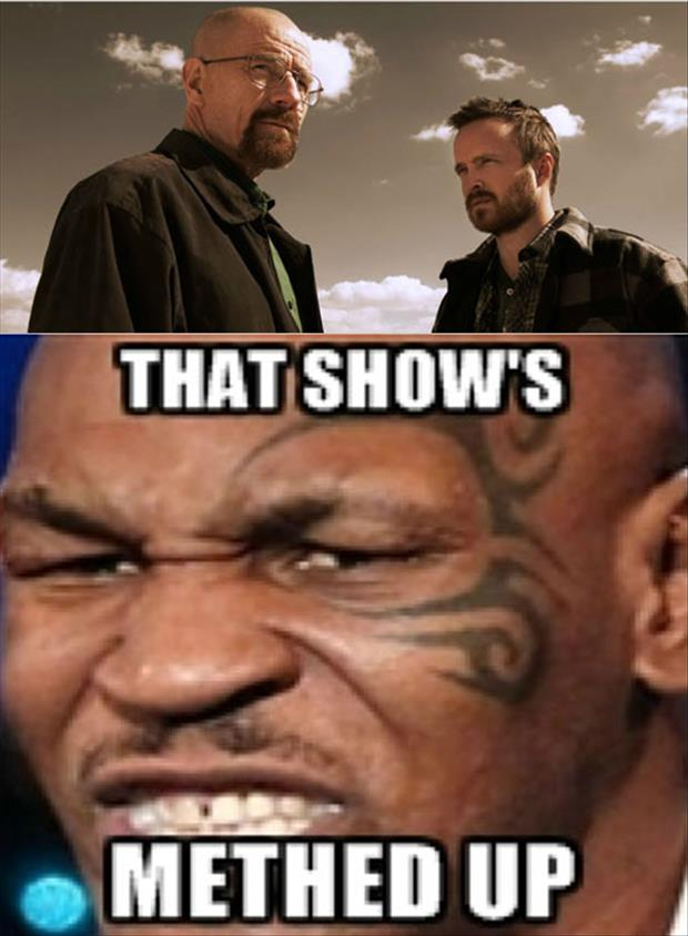 mike tyson breaking bad