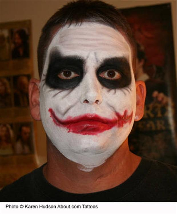 The Best Of Halloween Face Painting  40 Pics - Best Halloween Face Painting Ideas