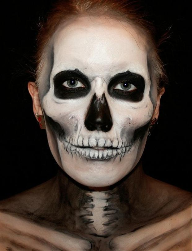 paint your face for halloween (3)