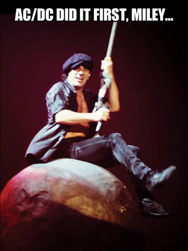 riding a wrecking ball ac dc