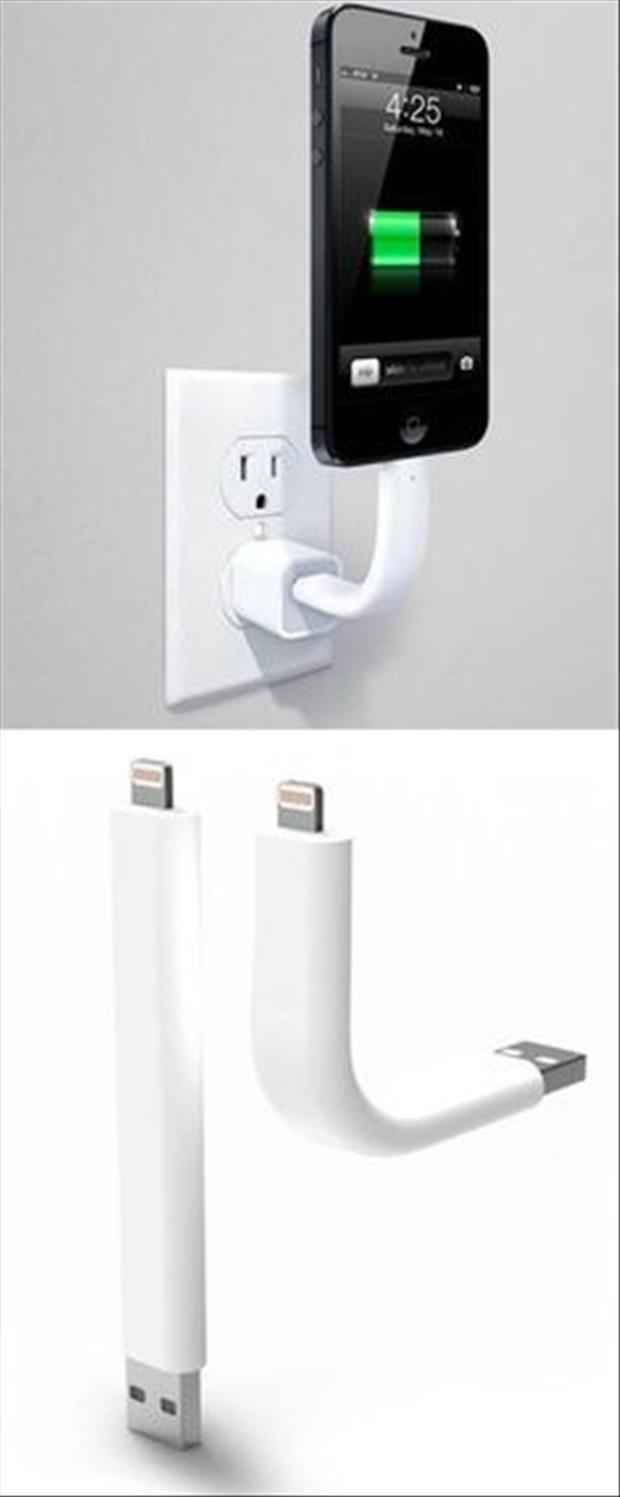 the cell phone charger
