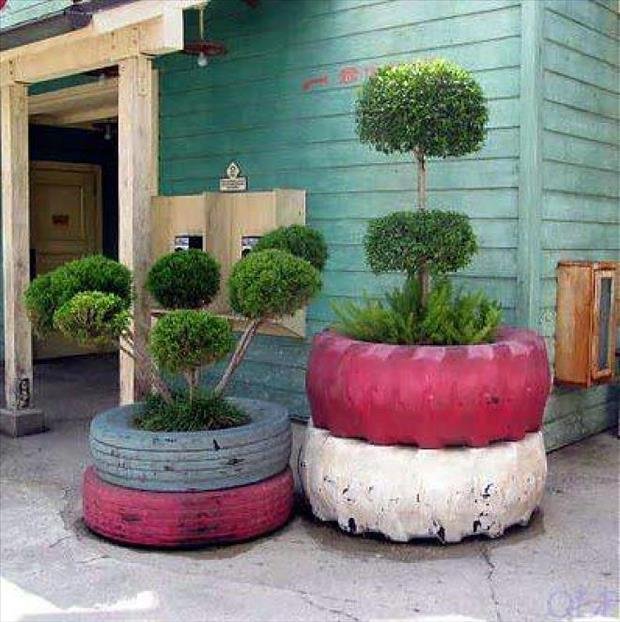 uses for old tires (8)