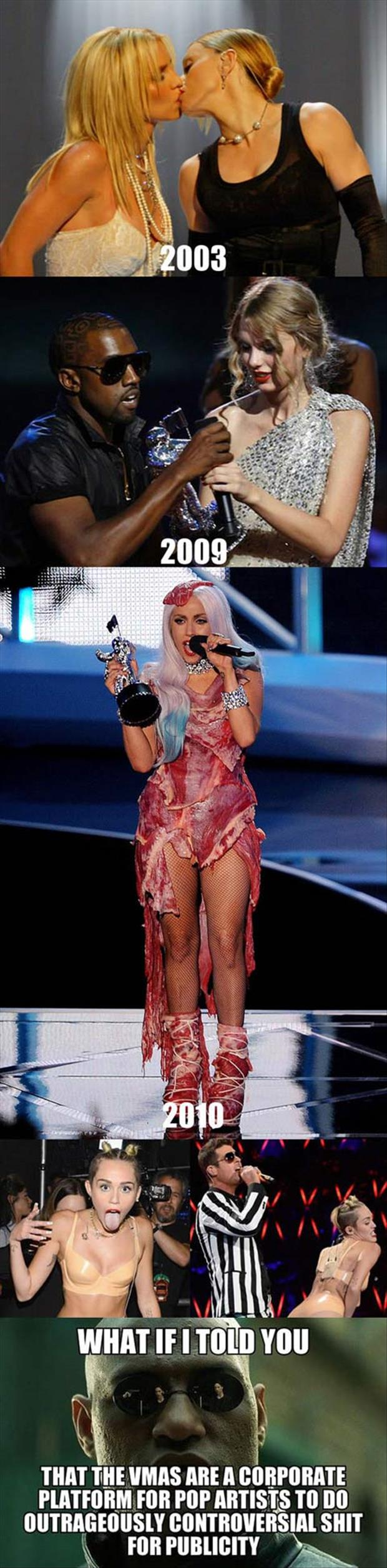 what if I told you vma awards