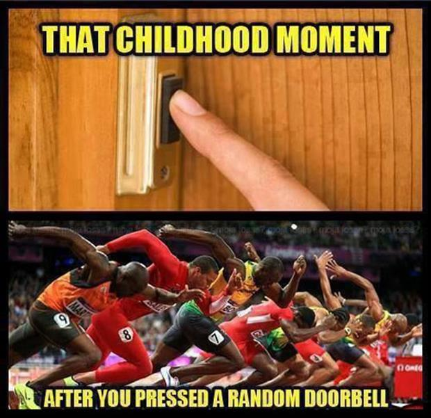 childhood moments