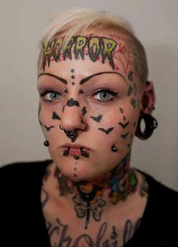 The Best Of Bad Tattoos Pictures to pin on Pinterest