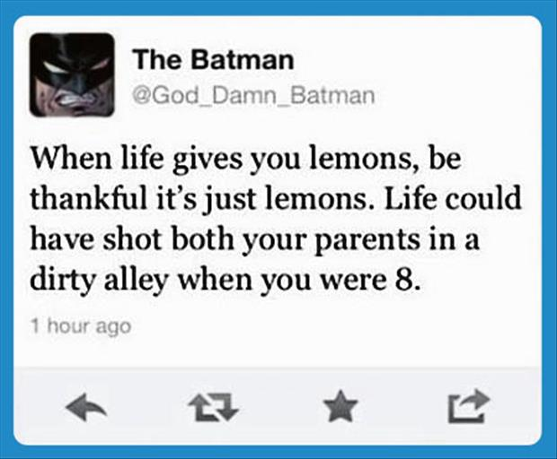 funny batman twitter quotes