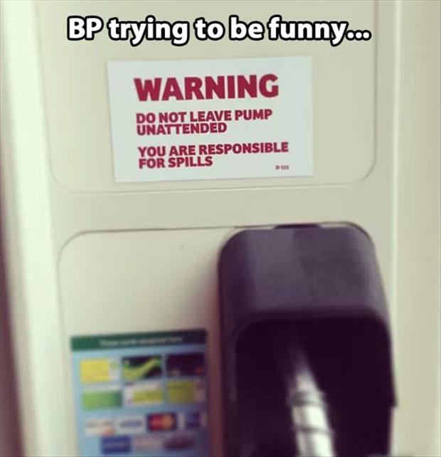 funny gas pumps