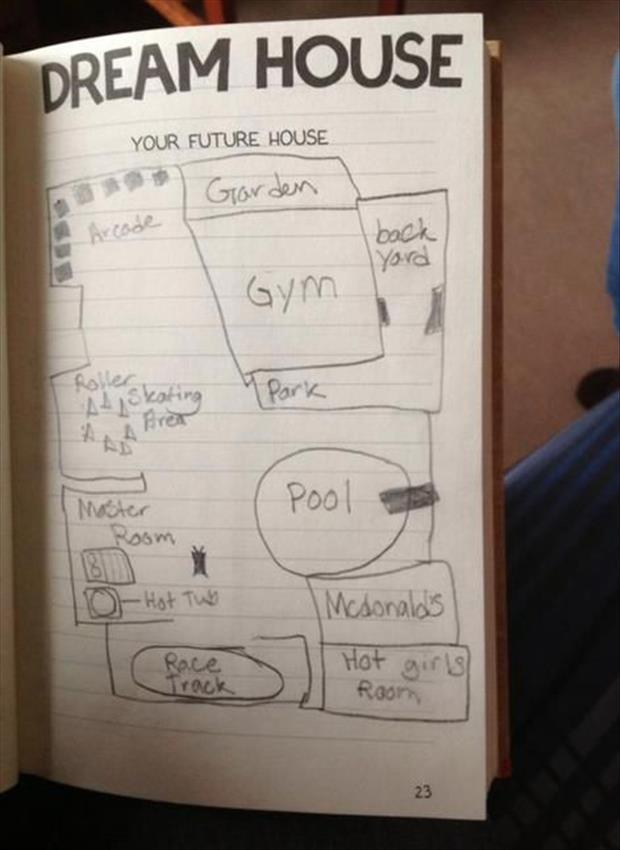 funny notes from kids (11)