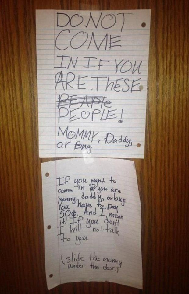 funny notes from kids (12)