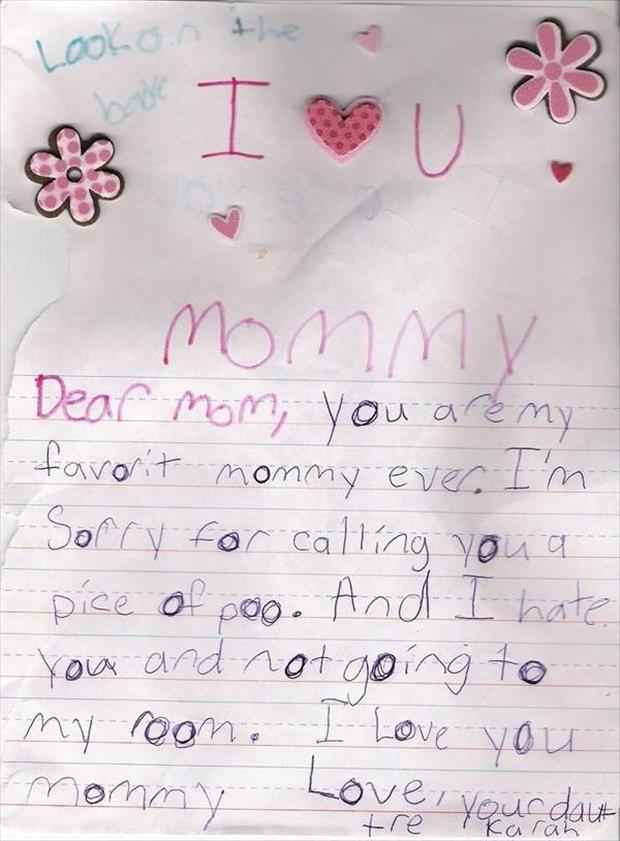 funny notes from kids (9)
