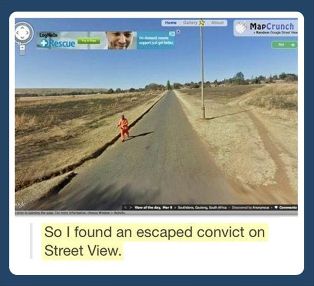 funny street view