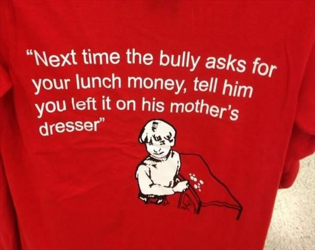 funny tshirts your mom jokes