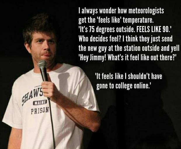 funny weather man jobs