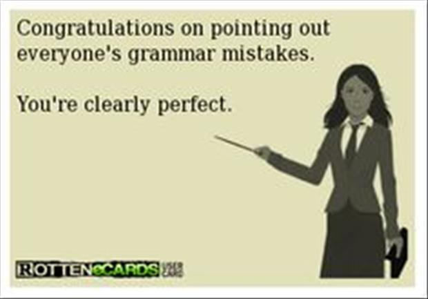 grammar mistakes funny