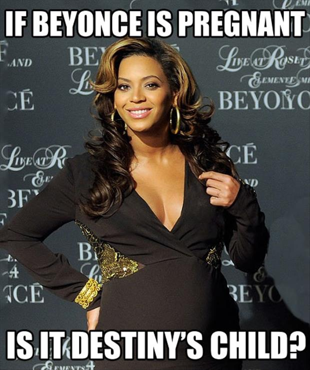 is beyonce pregnant