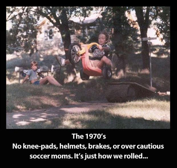 kids back in the day