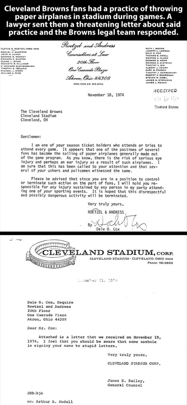 lawyer letters